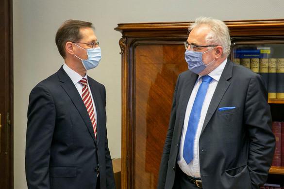 Bugár Csaba lett a Magyar Államkincstár elnöke