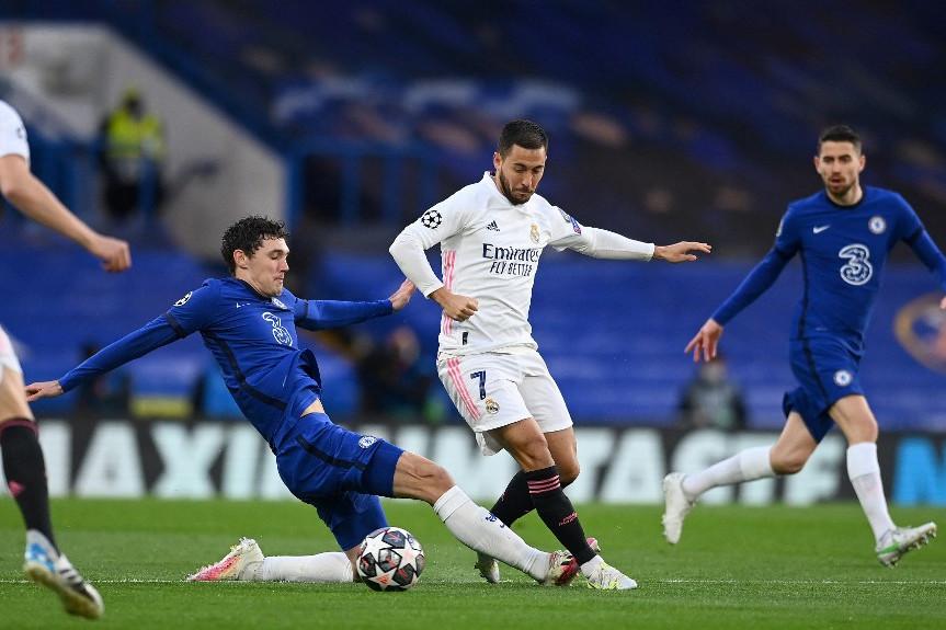 A Chelsea és a Real Madrid is 1–1-ről kezdte meg a Bajnokok Ligája elődöntőjének visszavágóját