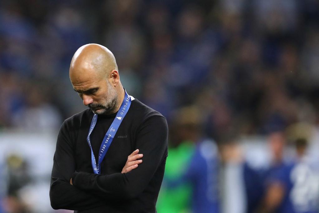 Pep Guardiola szomorú volt a lefújás után, de már korábban hangsúlyozta, marad a City edzője