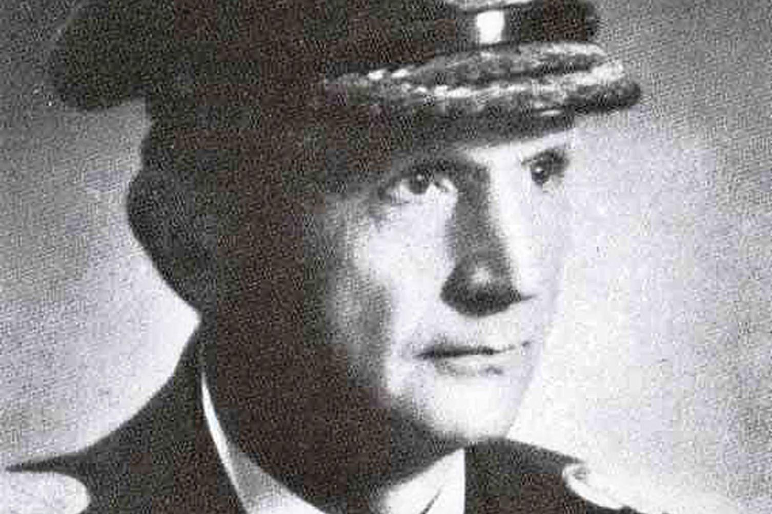 Karl Dönitz (1891–1980) flottatengernagy,a Harmadik Birodalom utolsó vezetője