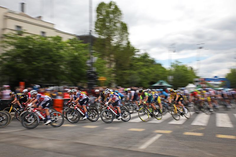 A Tour de Hongrie országúti kerékpáros körverseny záró etapja 2021.05.16-án