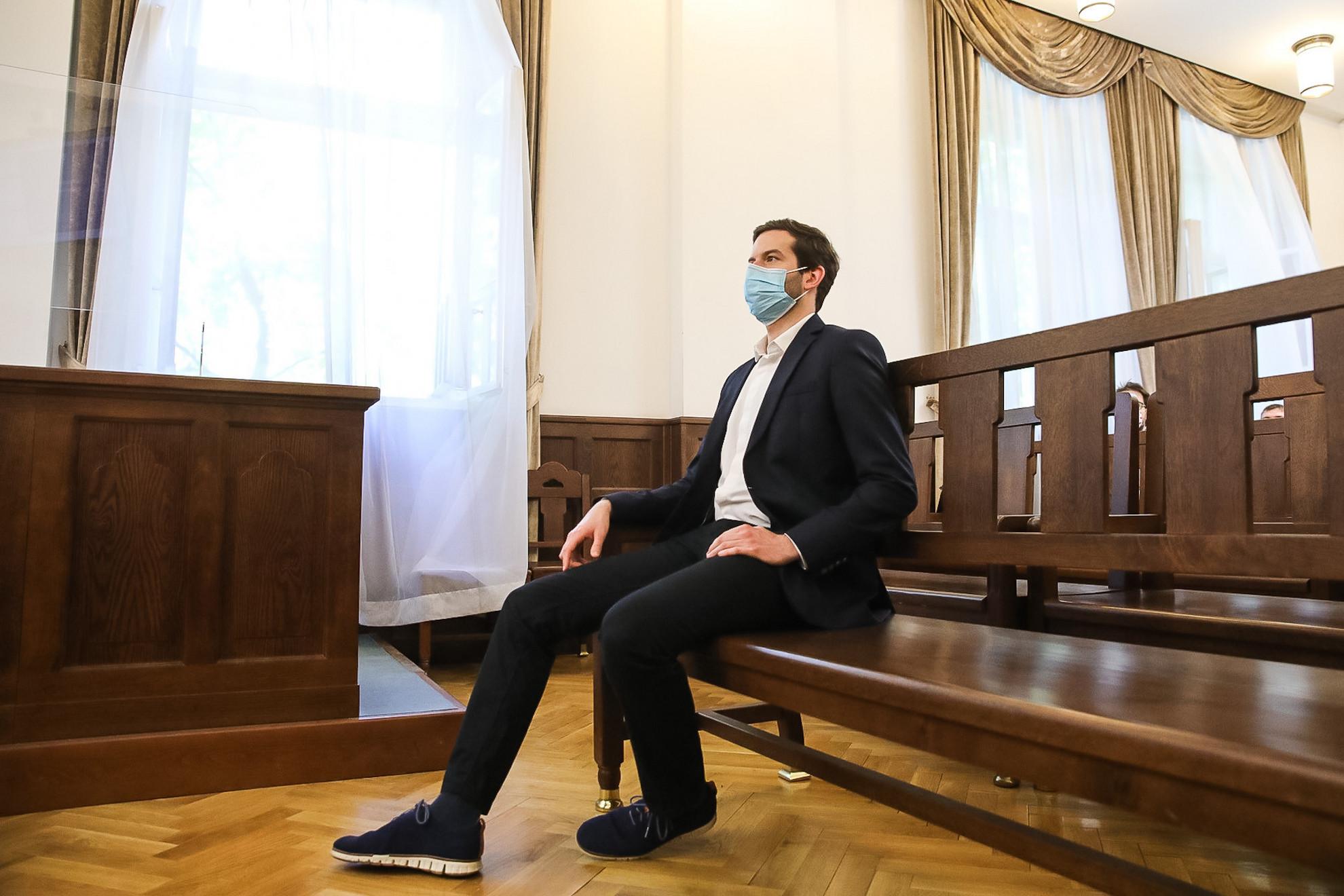 Fekete-Győr András ezúttal is tagadta a letagadhatatlant