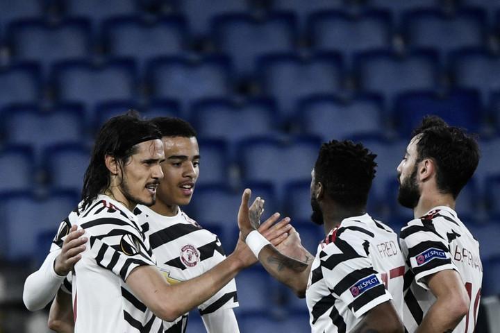 Hiába nyert fordulatos meccsen a Roma, a Manchester United jutott az EL döntőjébe