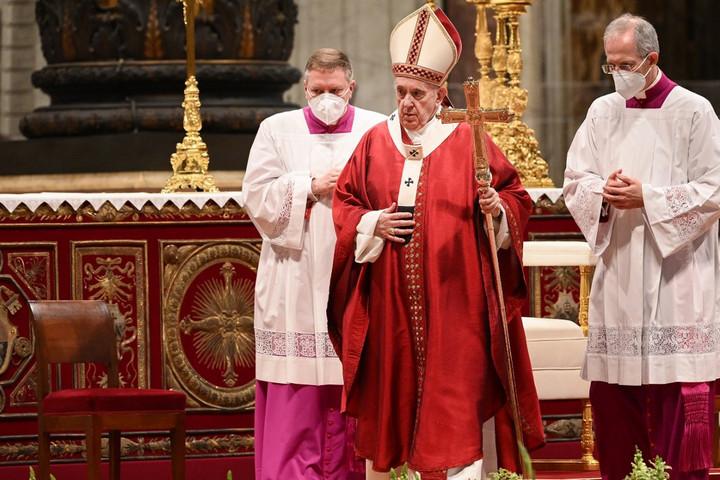 Ferenc pápa: Az embereknek joguk van a békés tiltakozáshoz