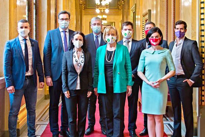 Nagy pofont adott a WHO a magyar baloldalnak