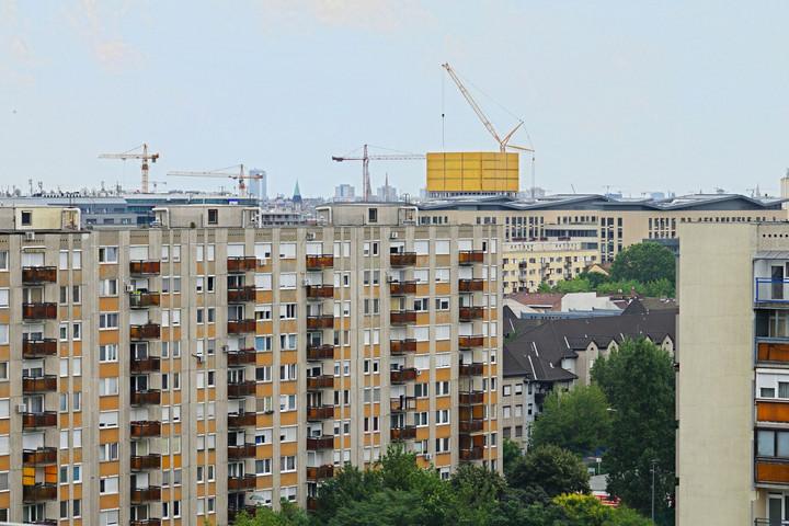 Mérsékelt ütemű drágulás a fővárosi ingatlanpiacon