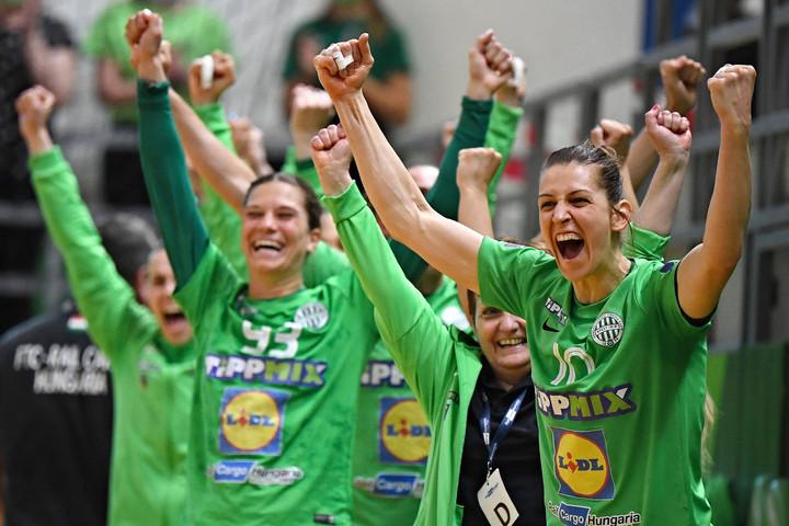Rászámoltak a fradisták a Győrre a női bajnokság csúcsrangadóján