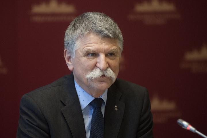 Kövér László elmondta, hogy mi a V4 magyar elnökség célja