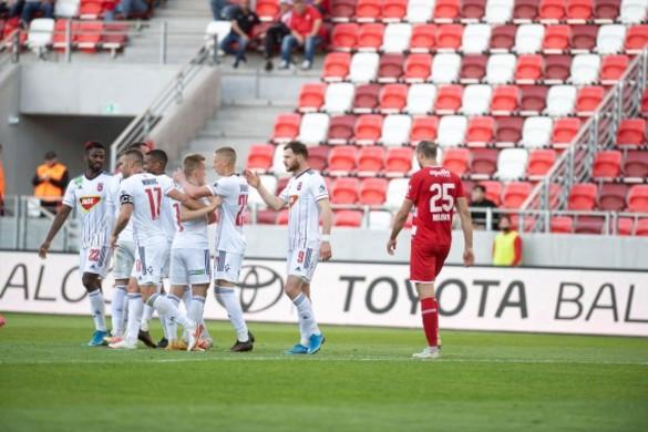 A Fehérvár és a Puskás Akadémia is kiütéssel nyert az utolsó fordulóban