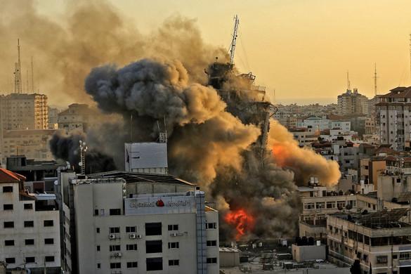 Mintegy 1500 rakétát lőttek ki a héten Izraelre