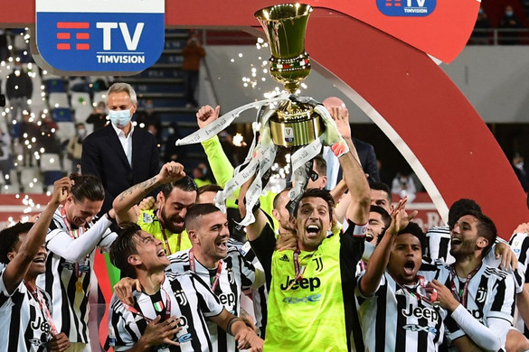 A Juventus nyerte az Olasz Kupát