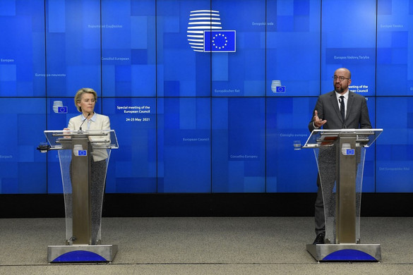 Az Európai Tanács újabb szankciókat vezet be Fehéroroszországgal szemben