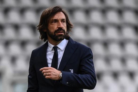 Menesztette Andrea Pirlót a Juventus