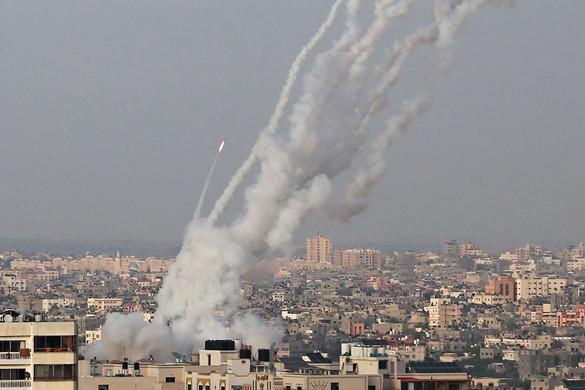 Katonai válaszlépésekig fajult a kelet-jeruzsálemi muszlimok elleni izraeli agresszió