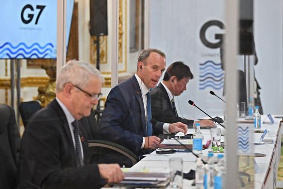 """""""A G7-csoport alapja az értékközösség"""""""