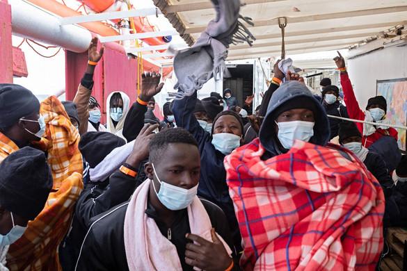 Olaszországot fenyegetik az NGO-hajók