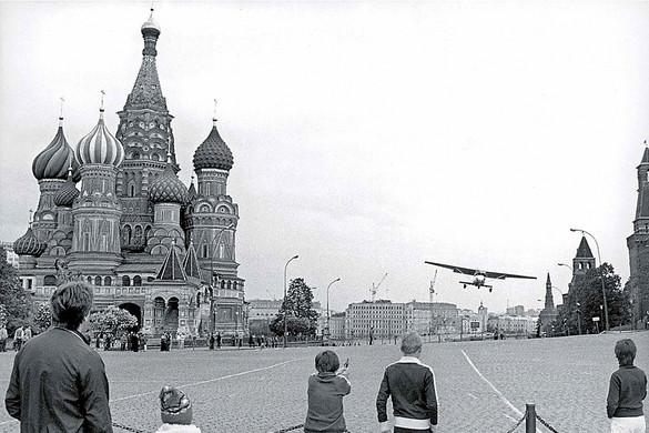 Légből kapott történelem – Mathias Rust repülése