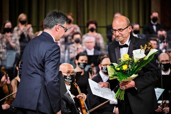 Koncerttel ünnepelte alapításának hetvenedik évfordulóját a Magyar Rádió Énekkara a Pesti Vigadóban