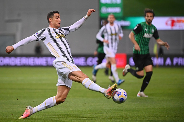 Cristiano Ronaldo újabb mérföldkőhöz ért