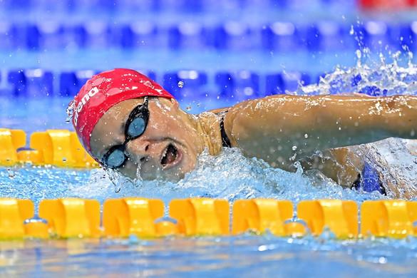 Kapás Boglárka megvédte bajnoki címét, két férfi úszónk is döntőbe jutott