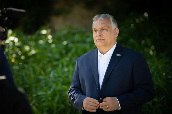 Orbán Viktor: A jövőt a gyermekeinknek építjük