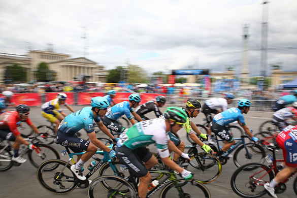 Damien Howson megtartotta a sárga trikót a Tour de Hongrie-n