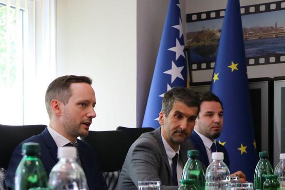 Templomépítést és iskola felújítást támogat a Hungary Helps Boszniában