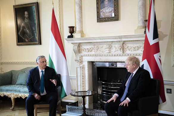 Magyarország fontos a brit külpolitikának