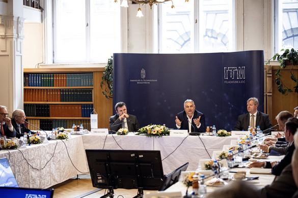 Orbán Viktor: Az új magyar egyetemi rendszer az egész országot húzza előre