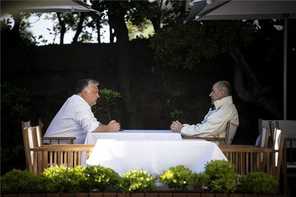Orbán-Jansa találkozó: A járvány még nem múlt el