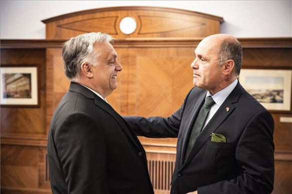 Orbán Viktor: A legjobbak között vagyunk