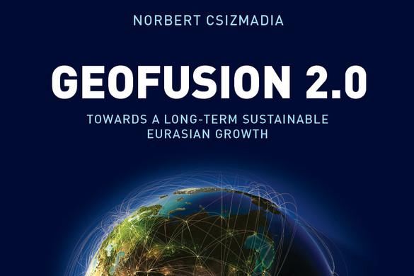 Angol és kínai nyelven is megjelent a Geofúzió, Csizmadia Norbert könyve