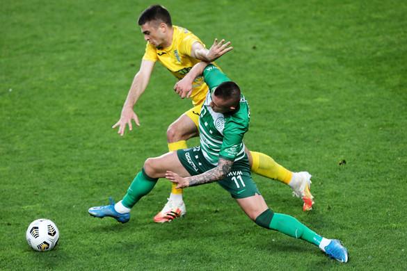 Ferencváros győzelem Nguen-duplával