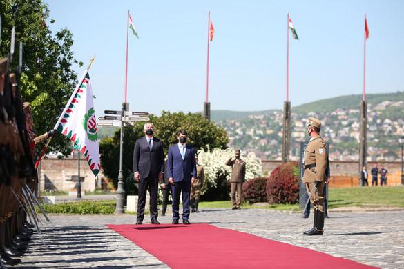 Áder: Fel kell gyorsítani a Nyugat-Balkán európai integrációját