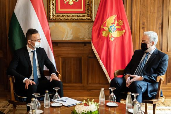 Szijjártó: Az EU-nak érdeke a mielőbbi nyugat-balkáni bővítés