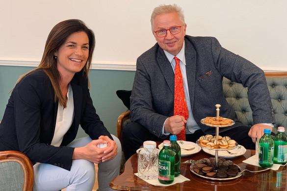 Varga Judit és Trócsányi László közös gondolkodásra buzdít az EU jövőjéről
