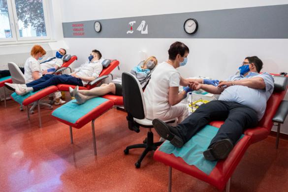Vérkészítményekre van szükség a műtétekhez