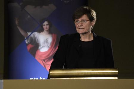 Karikó Katalin kapja <br>a Francia Tudományos Akadémia legnagyobb elismerését