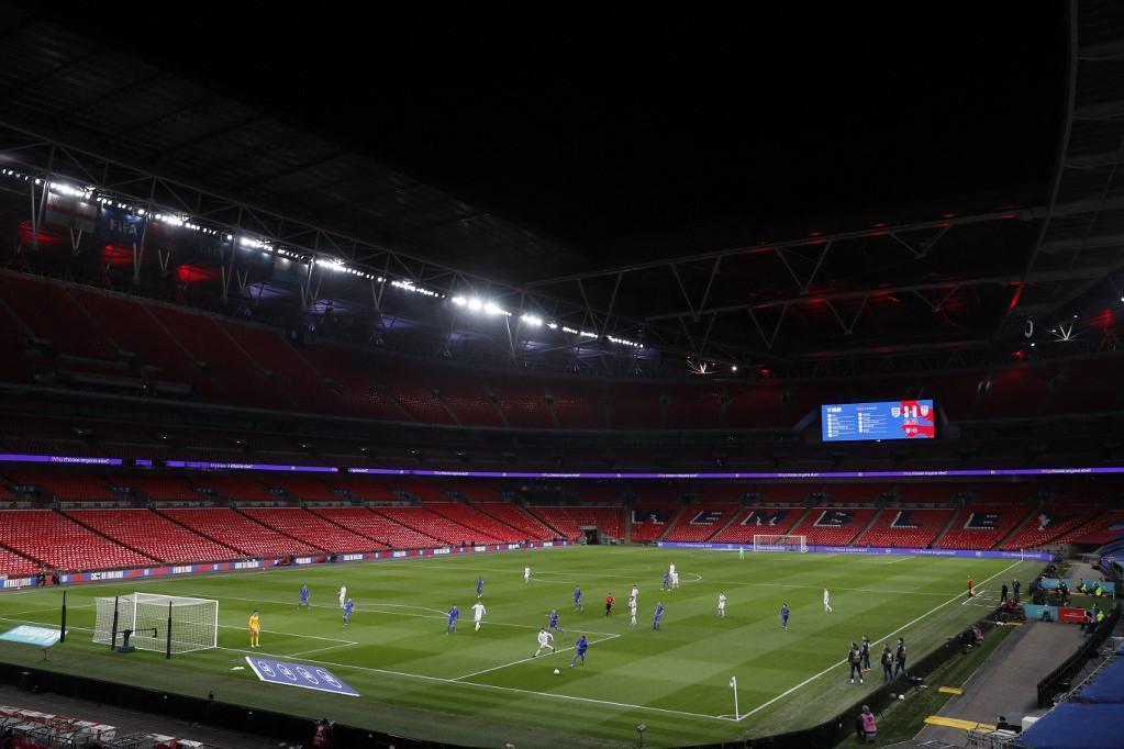 A londoni Wembley stadion ad otthont az Eb döntőjének is