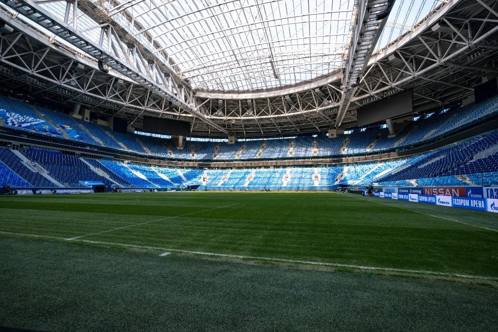 A szentpétervári Kresztovszkij Stadion