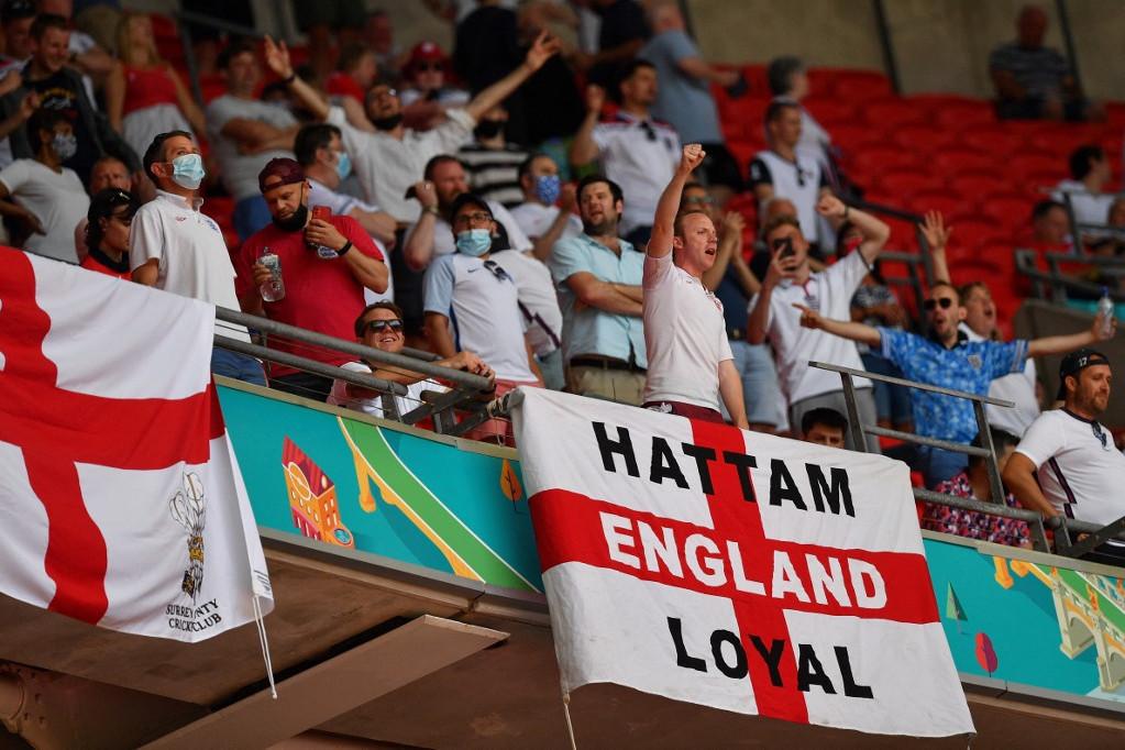 A végső győzelemre is esélyes angolok a vb-ezüstérmes horvátokat fogadják a Wembley-ben
