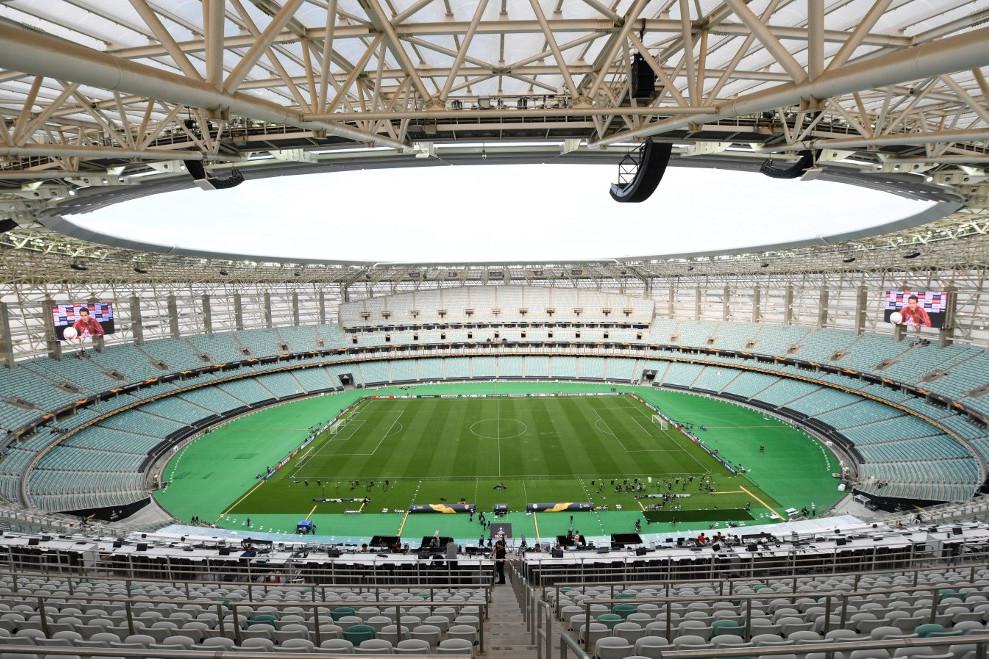 A bakui Olimpiai Stadion