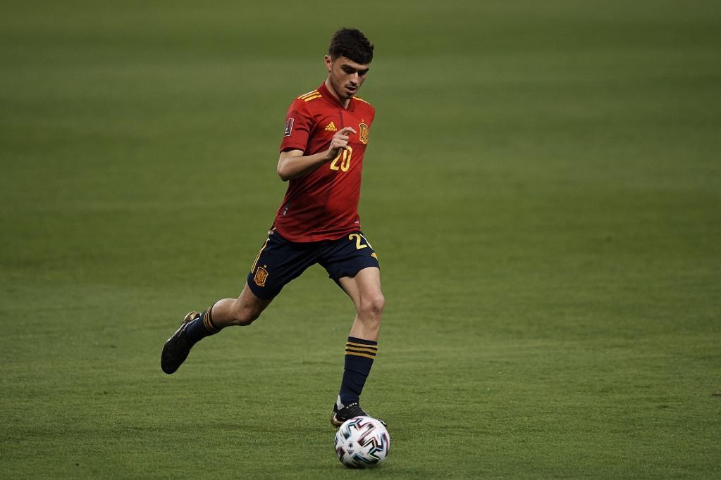 Pedri a Barcelonában már sokszor bizonyított, most a válogatottban is villanthat