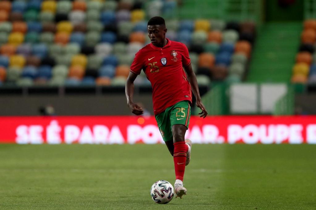 Nuno Mendes sebességével sok gondot okozhat az ellenfél védőinek