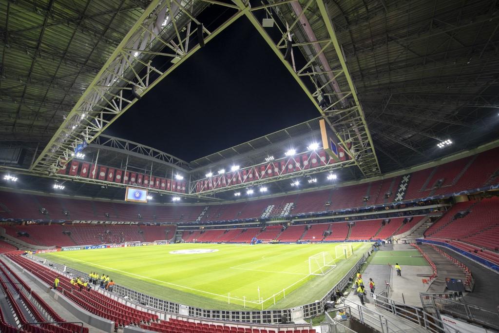 A Johan Cruyff Arena, a holland válogatott otthona