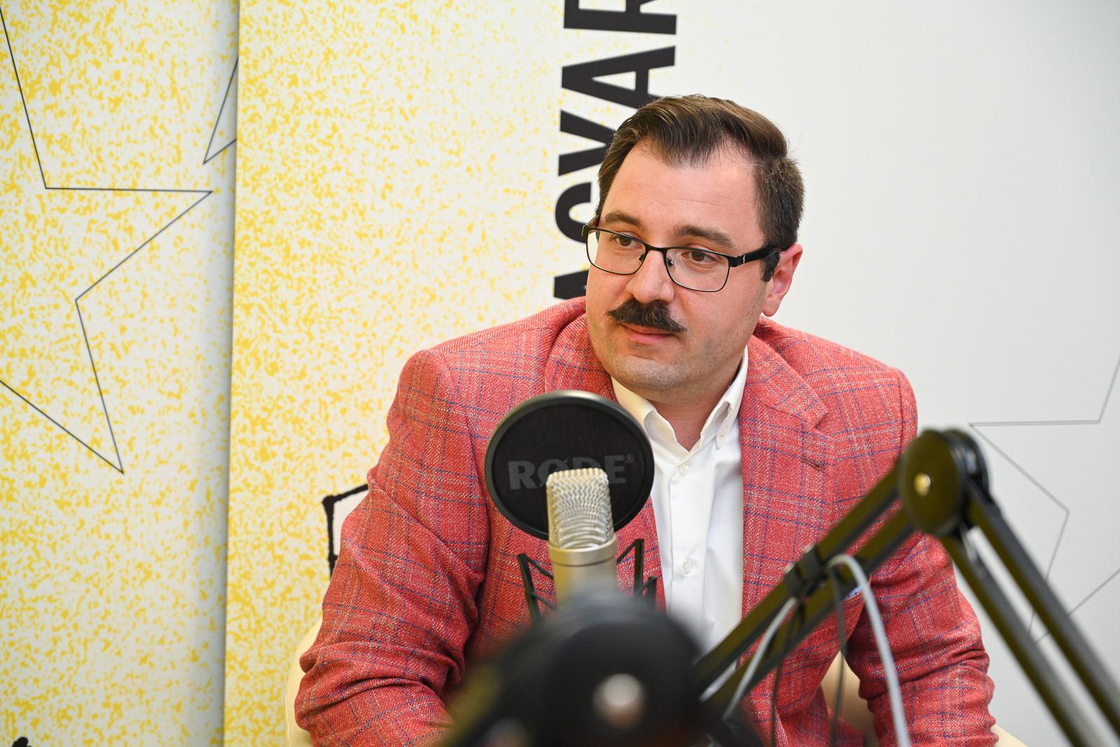 Szánthó Miklós, az Alapjogokért Központ igazgatója a Faktumban
