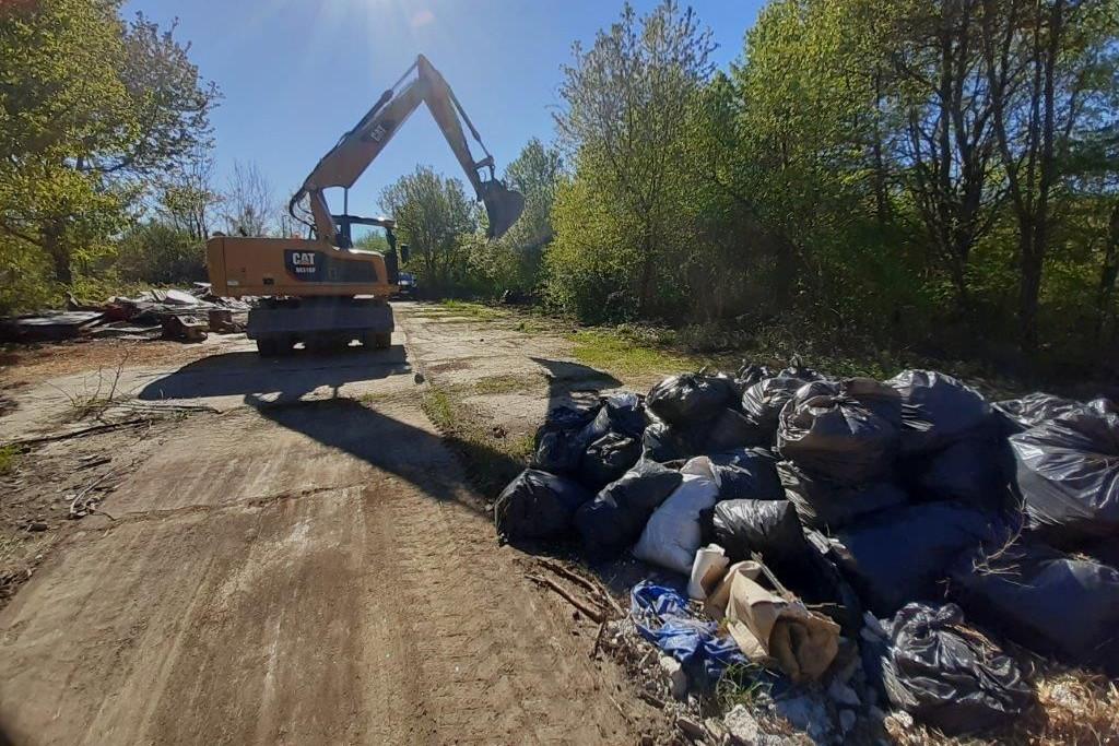 Az illegális hulladéklerakók a leghatékonyabban a megelőzéssel szüntethetők meg