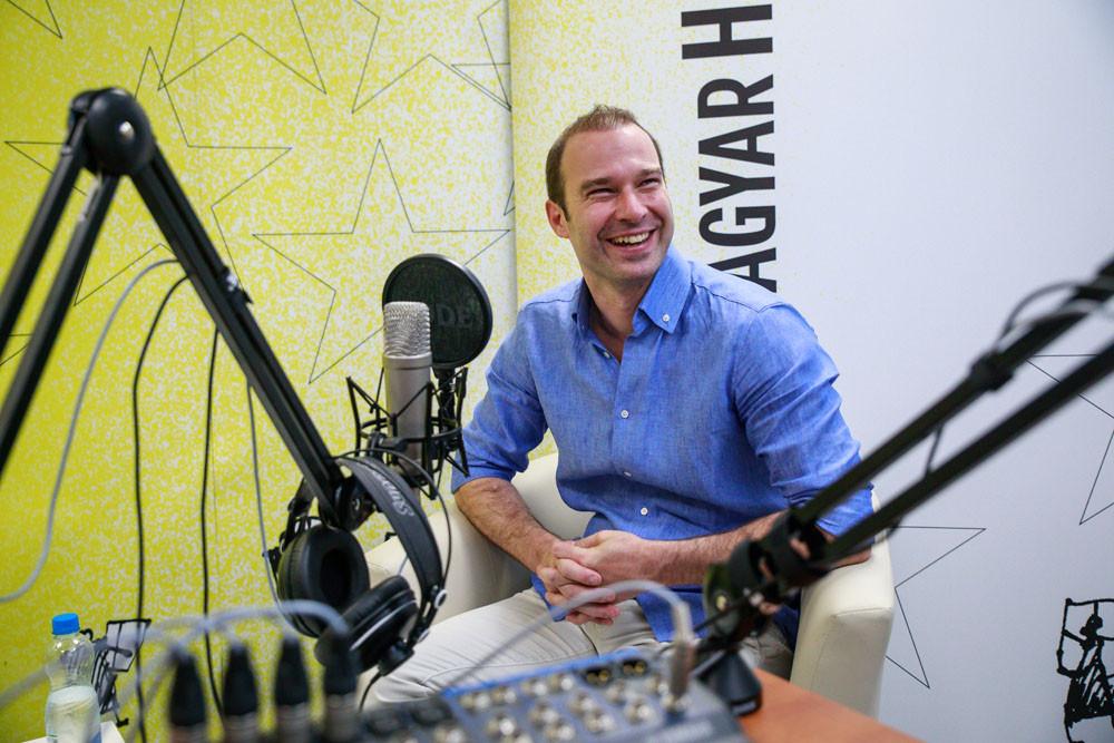 Hollik István, a Fidesz kommunikációs igazgatója a Faktumban