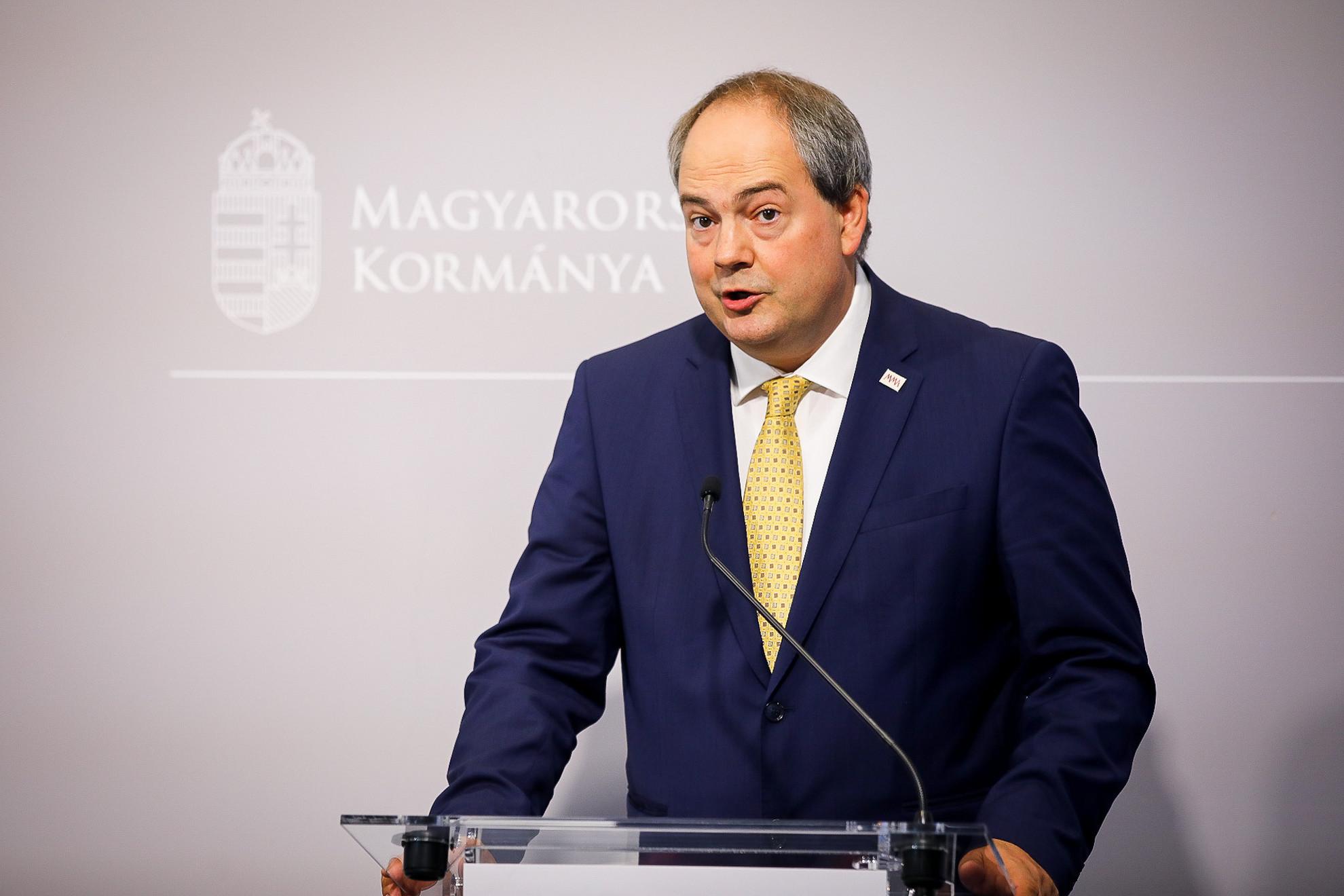 Vashegyi György, a Magyar Művészeti Akadémia elnöke