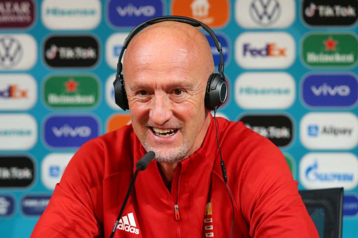 Marco Rossi, a magyar labdarúgó-válogatott szövetségi kapitánya